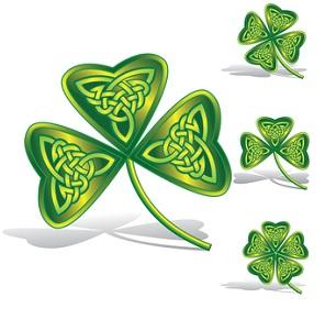 Celt clipart luck #3