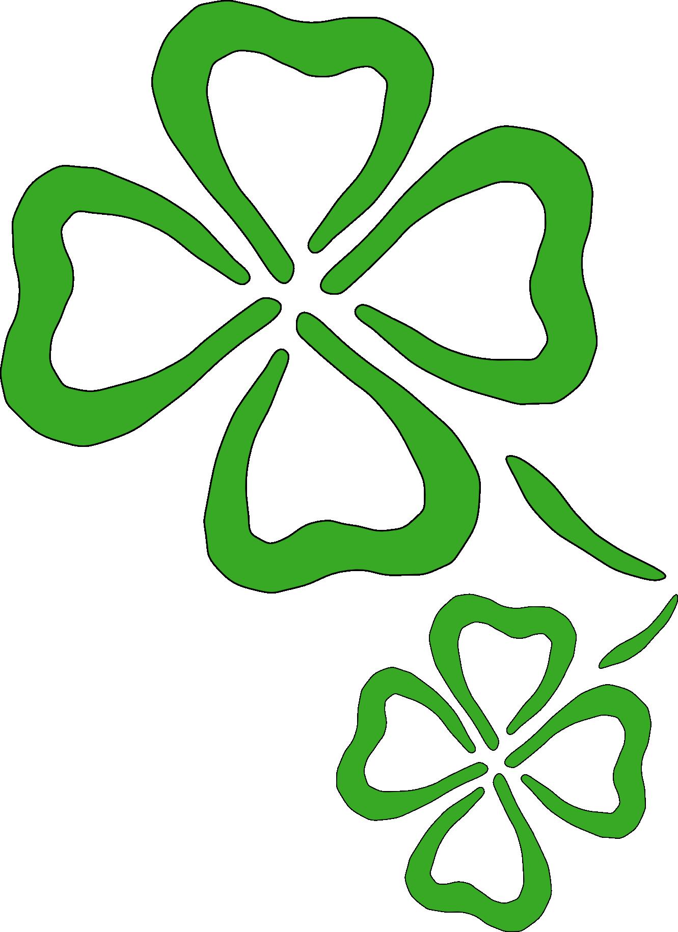 Celt clipart shamrock #14