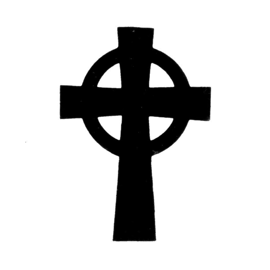 Celtic clipart silhouette Clipart celtic%20cross%20clipart Clipart Free Cross