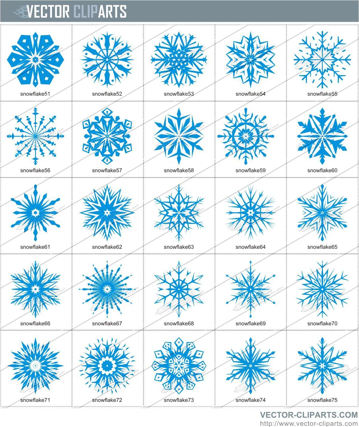 Snow clipart simple snowflake Snowflakes Snowflakes ready III Flakes