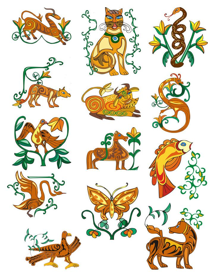 Celt clipart stag And on this Find 16