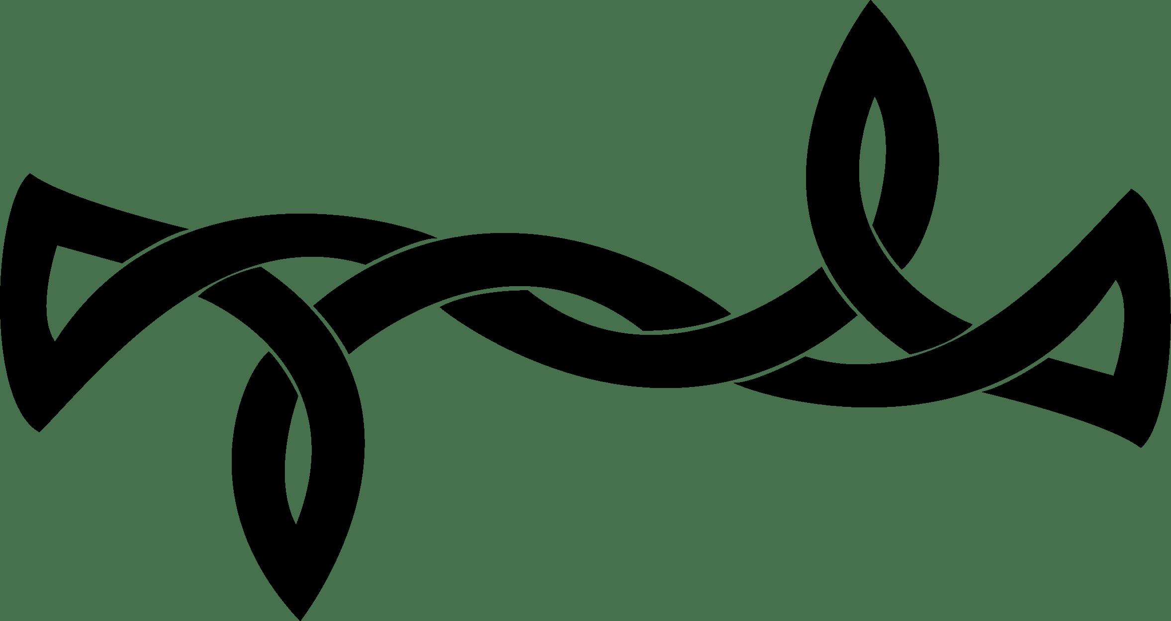Celtic Knot clipart transparent Celtic StickPNG transparent Knot PNG