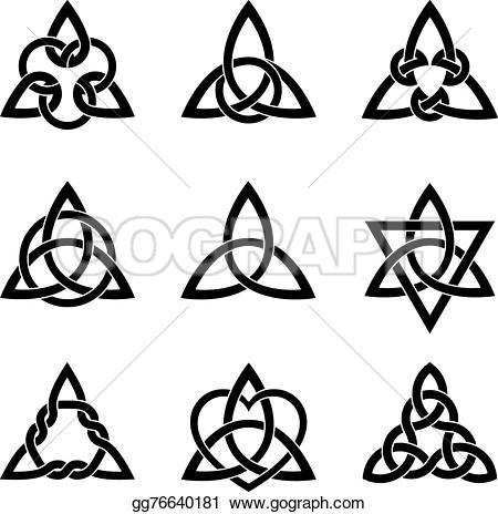 Celt clipart triangle #3