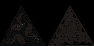 Celt clipart triangle #1