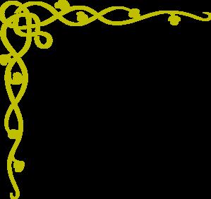 Celt clipart vine Golden Clker Clip Clip green