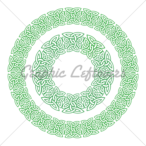 Celt clipart wreath Stock Celtic Celtic Or Elements