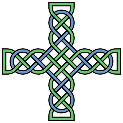 Symbol clipart irish Clip cross clipart celtic art