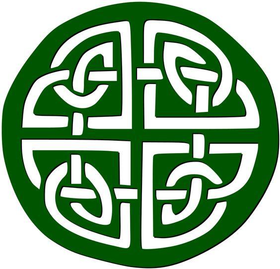 Celtic clipart circle Celtic celtic irish 2 dxf