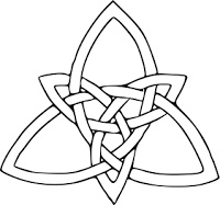 Celtic clipart three Tattoo consists The knot)