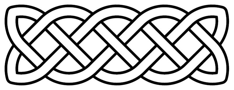 Celtic Knot clipart  Celtic Knot Live Free
