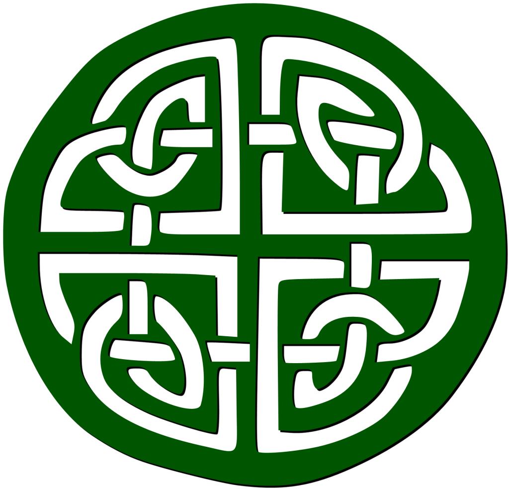 Celt clipart celtic knot Celtic  irish celtic DXF