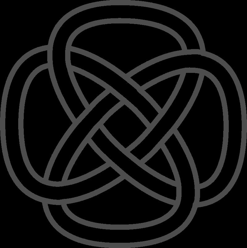 Celtic Knot clipart blue Clipart Download Art Knot Free