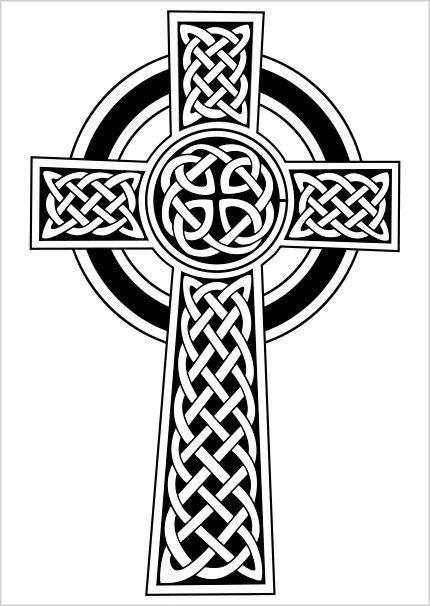 Celtic Knot clipart horizontal Free clipart Ireland_Book clipart cross