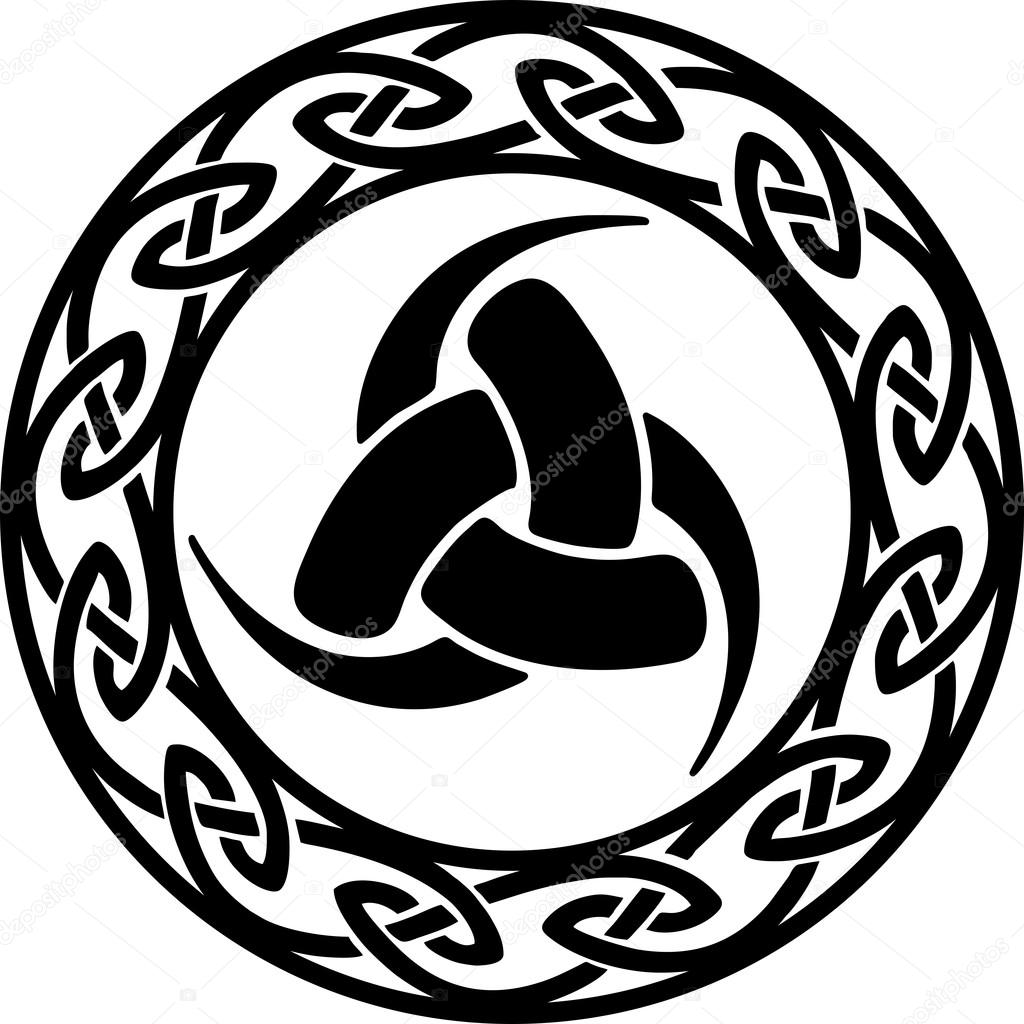 Celtic Knot clipart odin By Odin Odin vector Vector