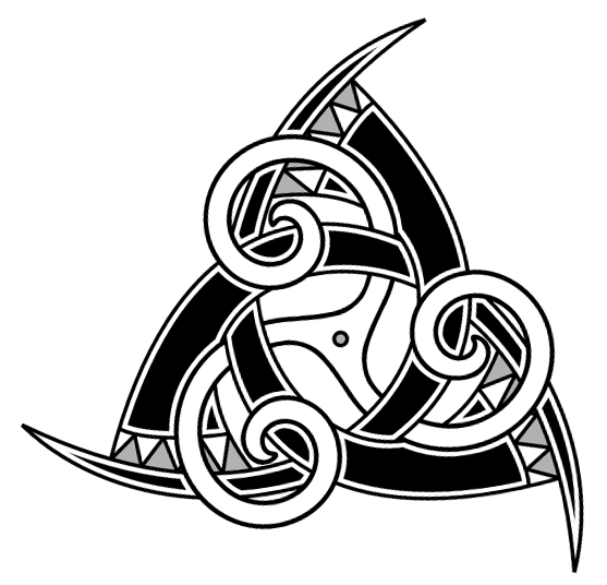 Celtic Knot clipart odin > Tattoo Triple Tattoo For