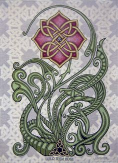 Celtic Knot clipart blue Knotwork of Series Art more