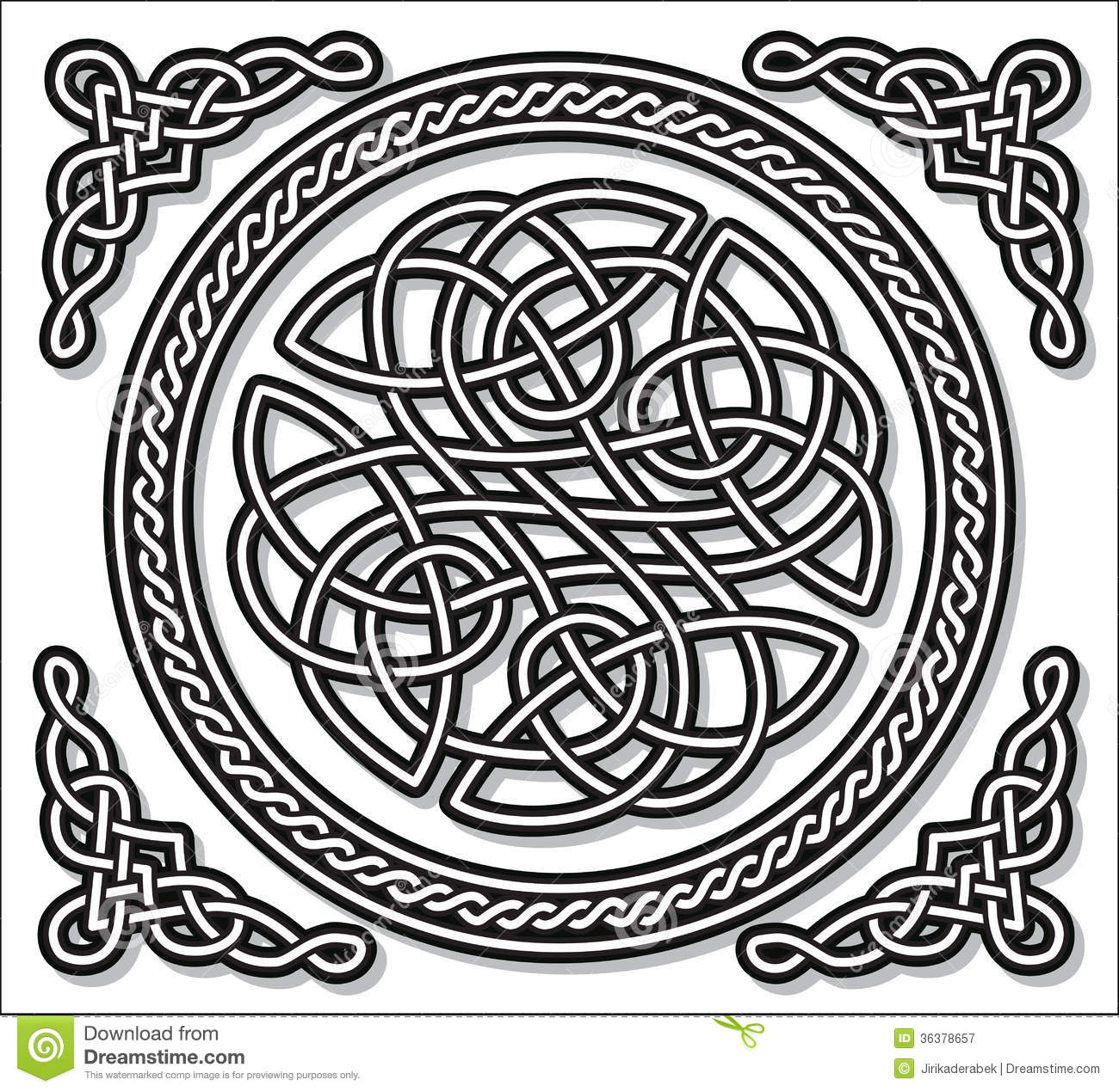 Celtic Knot clipart odin Ornament knot designs Photography: love