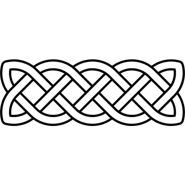 Celtic Knot clipart transparent Vector 33KB collection Cross Knot