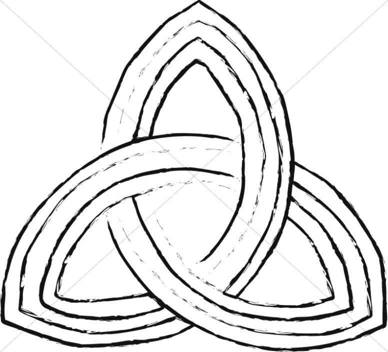 Celtic Knot clipart trinity sunday Trinity Trinity Knot Knot Trinity