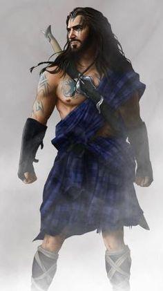 Celtic Warriors clipart highlander Thought Old the of Highlander