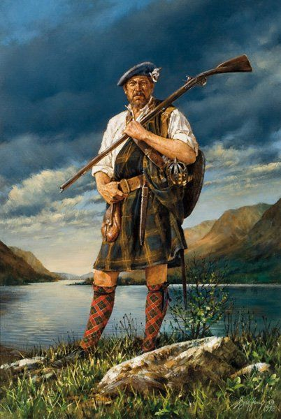 Celtic Warriors clipart highlander Jacobites more and images this