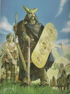 Celtic Warriors clipart welsh Often Celts often Ancient different