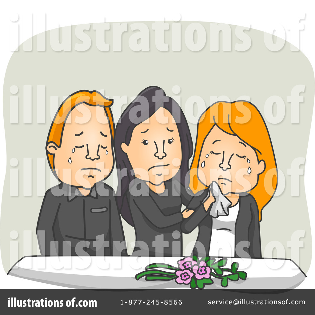 Cemetery clipart died Funeral by (RF) Design #1262615