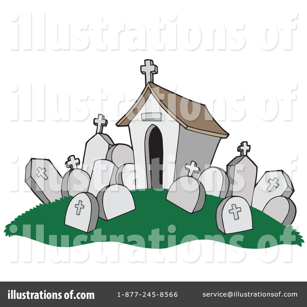 Graveyard clipart  Page – Clipart Cemetery