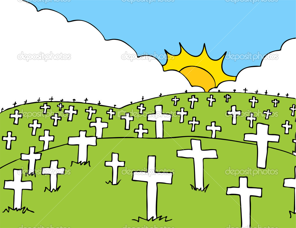 Cemetery clipart Panda Free Clipart Cemetery Clipart