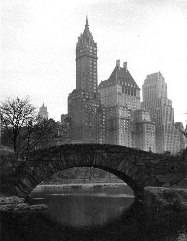 Central Park clipart city park About best 1950 The on