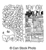Central Park clipart illustration In Images 148 Central of