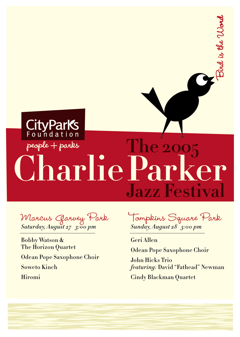 Central Park clipart parke Festival Jazz Malcontent Promotional season