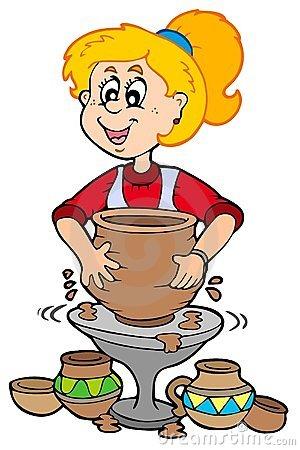 Ceramic clipart  Ceramics Clipart