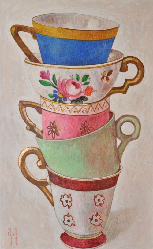 Teapot clipart fifteen With on Up stacked cup