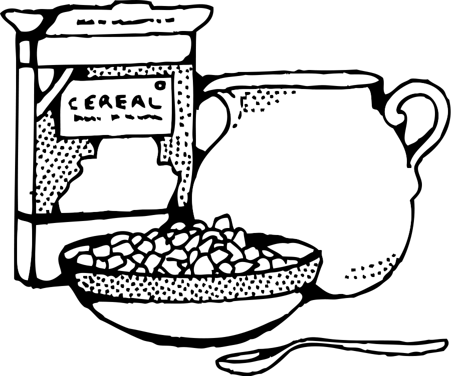 Cereal clipart alphabet Download royalty and online Pictures