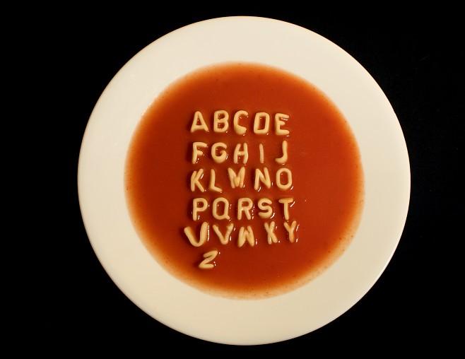 Cereal clipart alphabet soup Donna Soup THE Soup Have