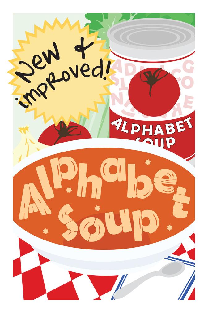 Soup clipart alphabet soup Collections clip art clip ClipartFest