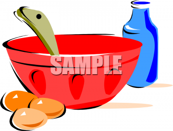 Cereal clipart baking bowl This and Mixing eggs Eggs