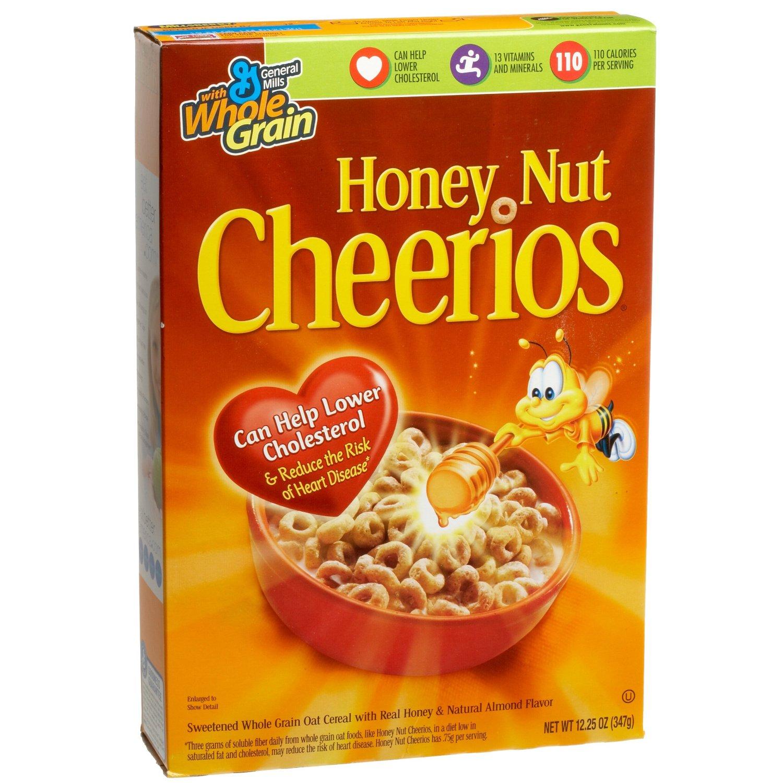 Bees clipart honey nut cheerios Full Nut ? Cheerios: S