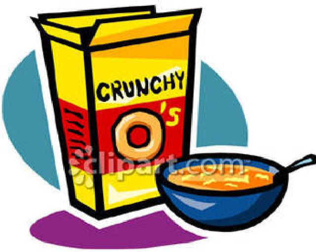 Cereal clipart chocolate Cereal Box clipart cereal box