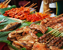 Cereal clipart filipino food In Philippine Dinagyang and at
