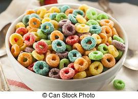 Cereal clipart fruit loops Fruit loop a loop Loops