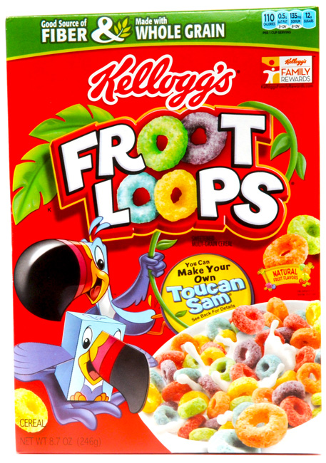 Cereal clipart fruit loops Cereal info Fruit Fruit Box