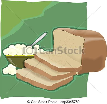 Bread clipart grain product Products of Cereal Products Grain