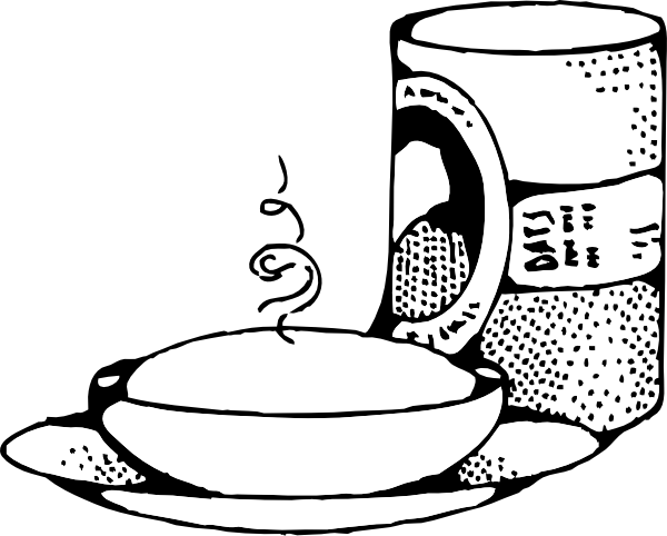 Oat clipart black and white Clker com online  image