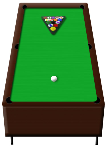 Cereal clipart rectangle object Objects Clipart Rectangle pool table