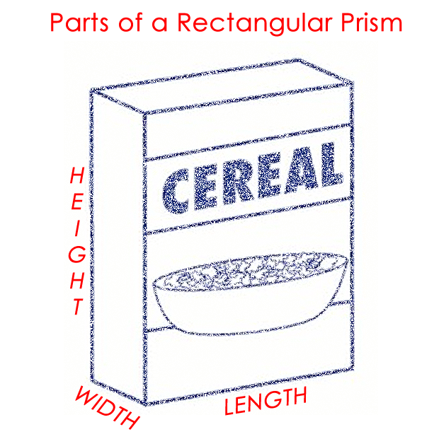Cereal clipart rectangular prism Box RF Illustrations Vector Cereal