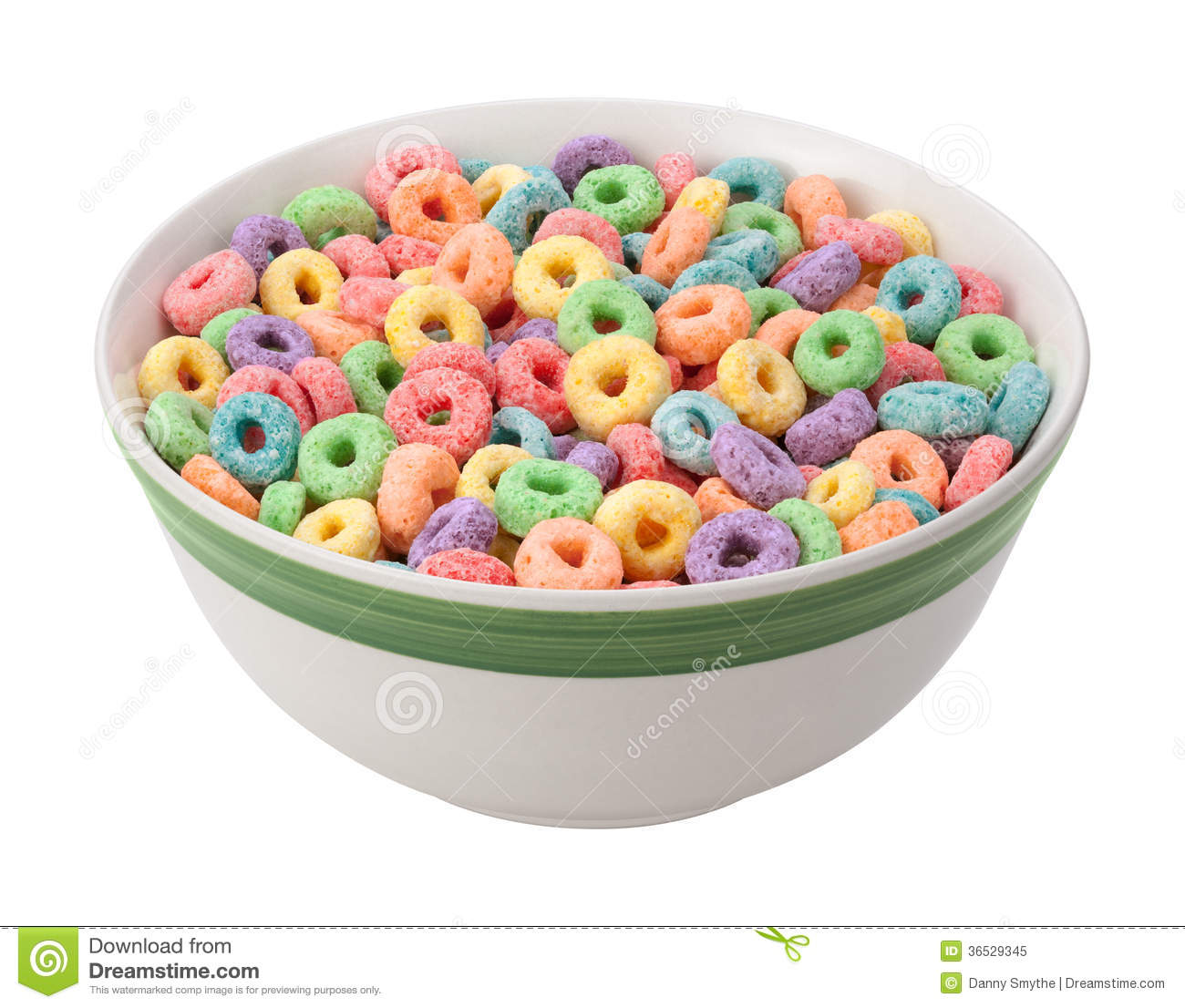 Cereal clipart transparent Isolated Cereal Multicolored transparent Cereal