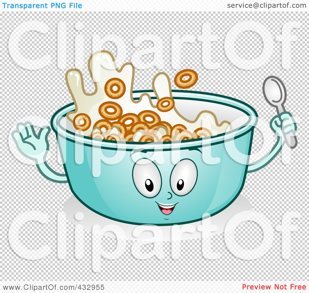 Cereal clipart transparent Clipart Cereal Royalty transparent (RF)