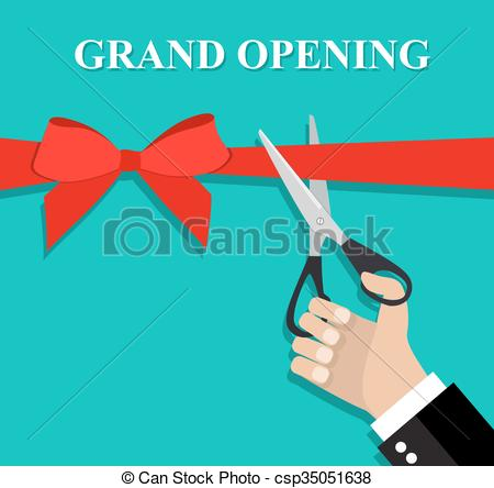 Ceremony clipart celebration Ceremony Grand  of event